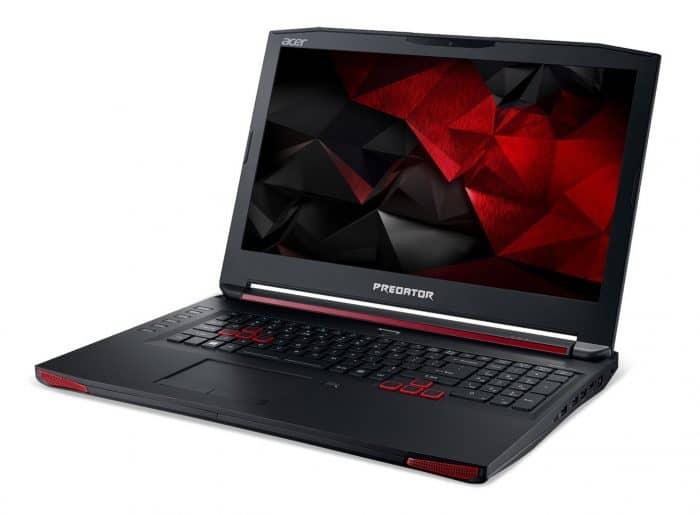 Acer Predator 17 G9-791-735A 17.3-inch Full HD Gaming Notebook (Windows 10)