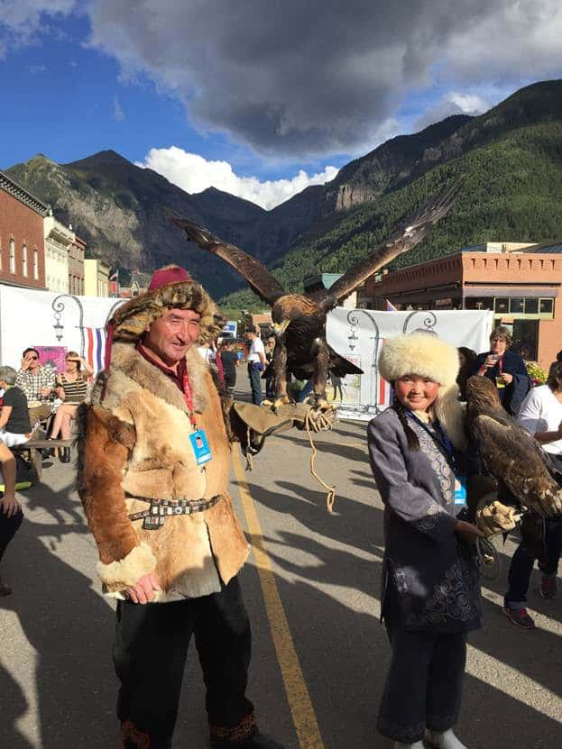 Aisholpan Nurgaiv - The Eagle Huntress Documentary Review