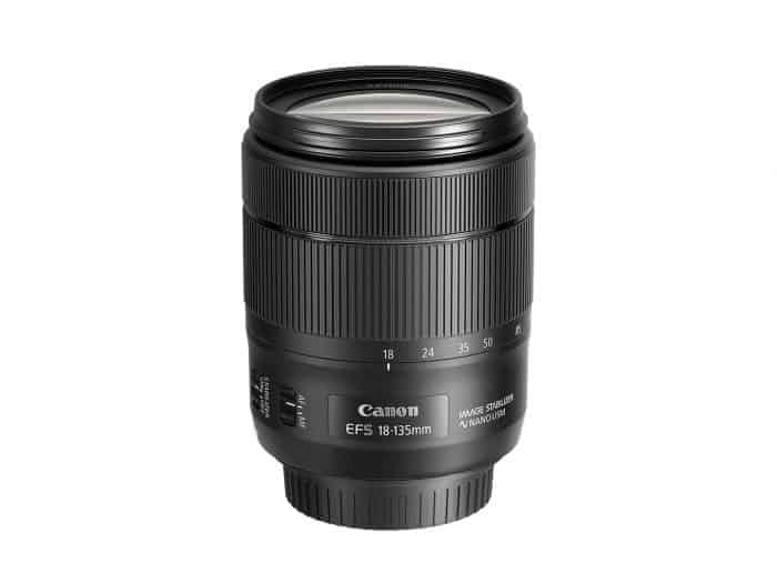 DSLR Video: Canon EF-S 18-135mm f/3.5-5.6 Image Stabilization USM Lens