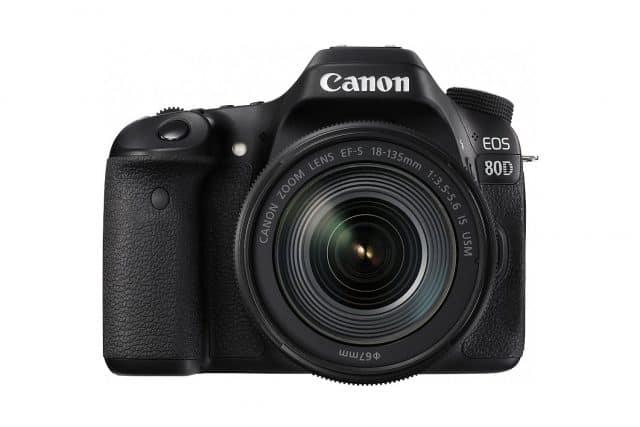 Canon EOS 80D Kit Lens