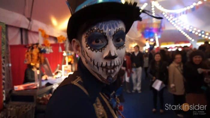 Cirque du Soleil - Luzia opening night