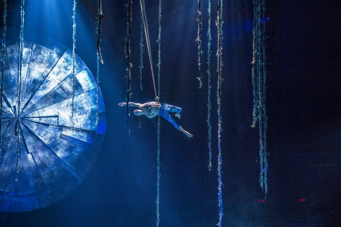 Cirque du Soleil Luzia Review - A Waking Dream of Mexico
