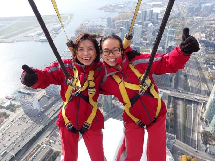 Loni Stark and Wendy Kao
