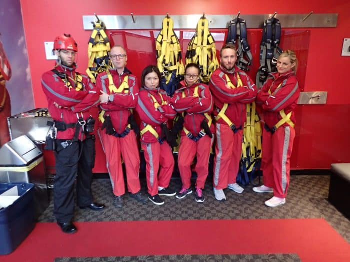 EdgeWalk CN Tower Video