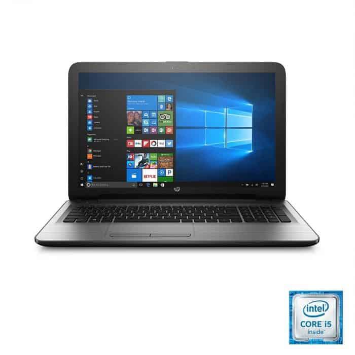 HP Notebook 15.6-Inch Laptop (6th Gen Intel Core i5-6200U Processor, 8GB DDR3L SDRAM, 1TB HDD, Windows 10), Silver