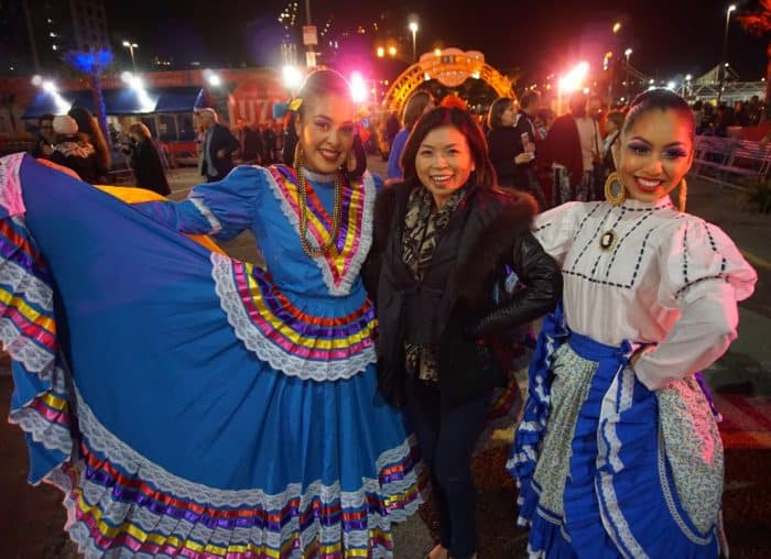 LUZIA - Cirque du Soleil Mexican Dancers