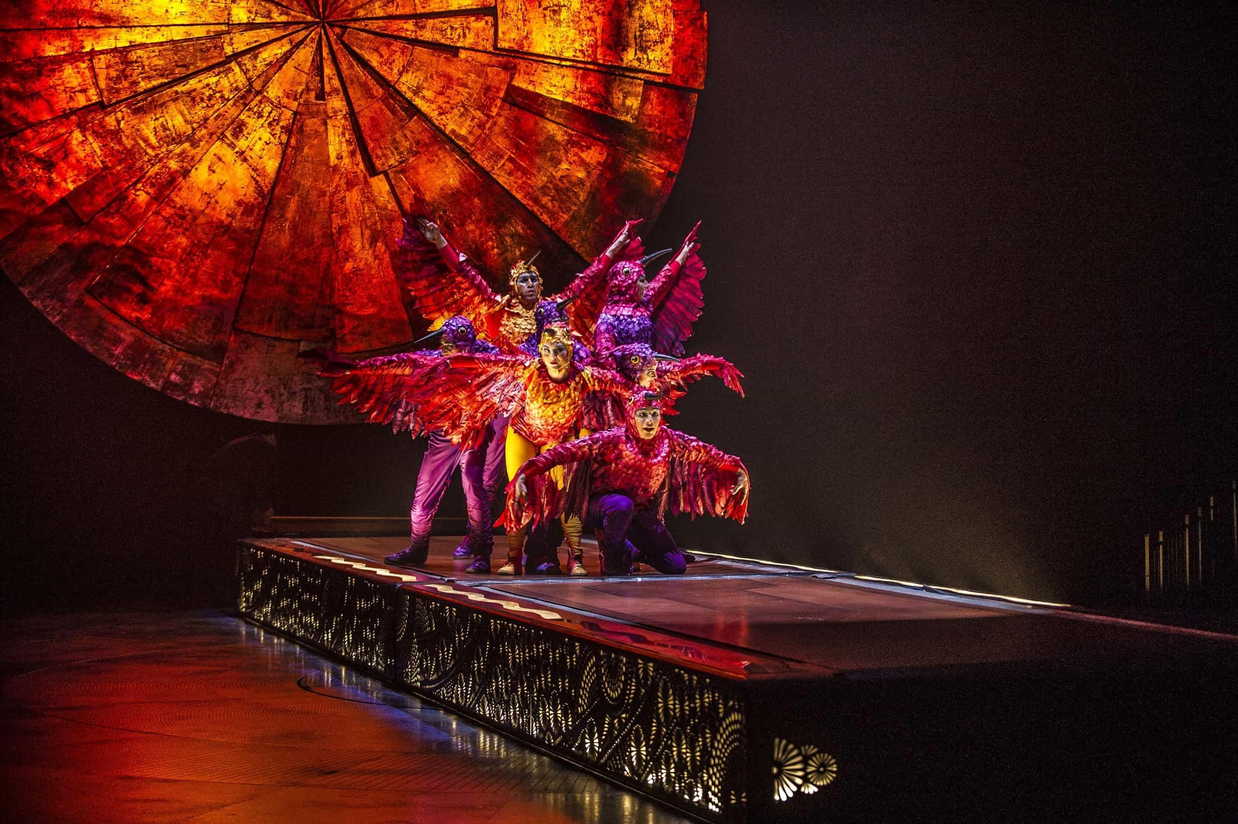 Luzia By Cirque Du Soleil Opens At Dodger Stadium La Bts Video