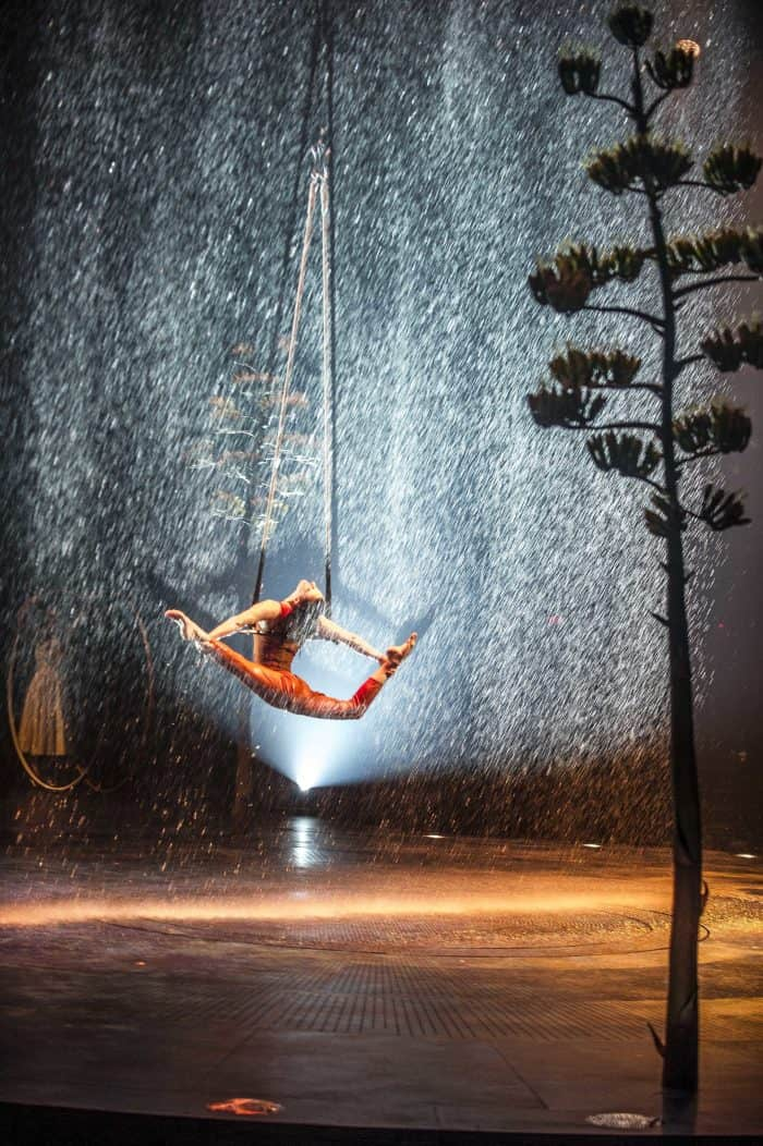 Luzia - Cirque du Soleil First Look on Stark Insider with Loni Stark