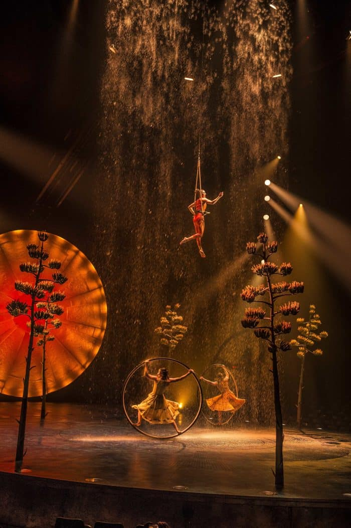 Cirque du Soleil - Luzia Photos and Video