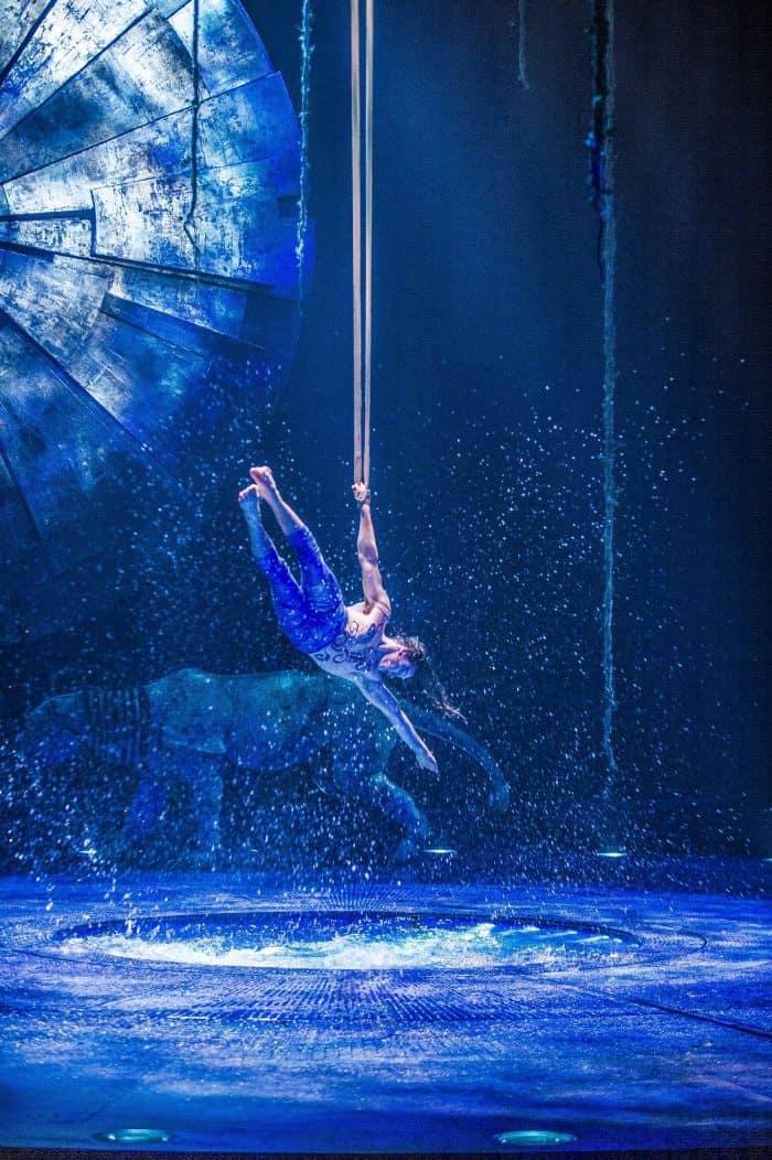 Luzia BTS - Cirque du Soleil