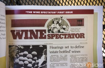 Wine Spectator - First Issue - April, 1976