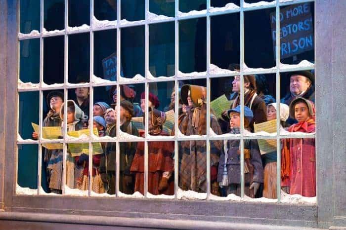 A Christmas Carol - Review - A.C.T. San Francisco by Carey Perloff