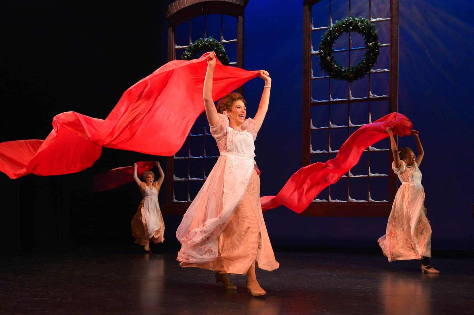 Belle A Christmas Carol.Must See Theater A Christmas Carol At A C T Review