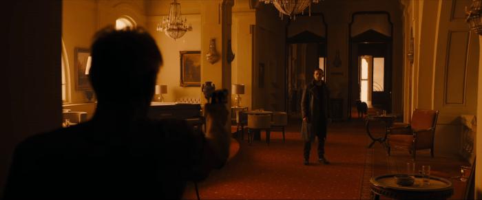 Harrison Ford and Ryan Gosling star in Blade Runner 2049
