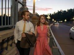 LA LA LAND awards - Ryan Gosling and Emma Stone