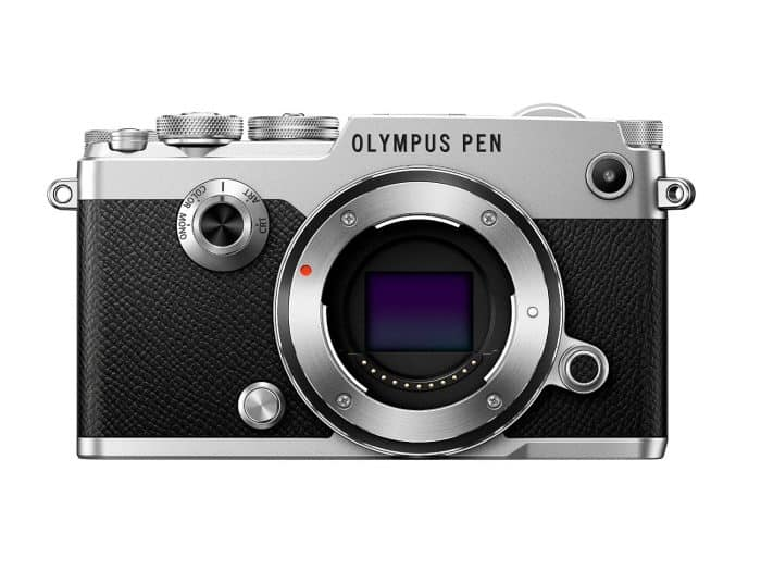Best Camera for Shooting Video: Olympus PEN-F