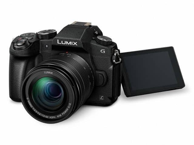 Best Camera for Shooting Video: Panasonic Lumix 4K G85 Mirrorless Camera