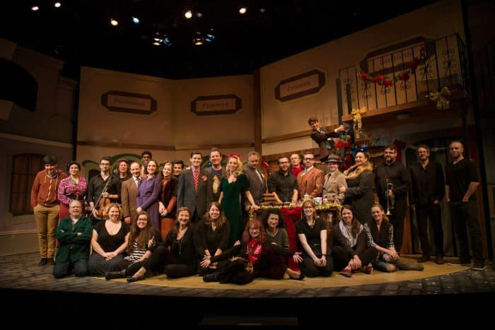 Cast of She Loves Me - San Francisco Playhouse