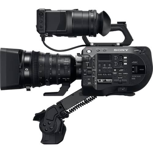 Shot on Canon C100 cinema camera – time to switch to Sony