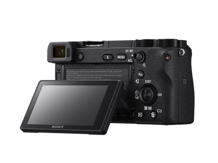 Best Camera for Shooting Video: Sony Alpha a6500 Mirrorless Digital Camera