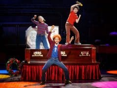 Fun Home Musical Review - San Francisco Curran