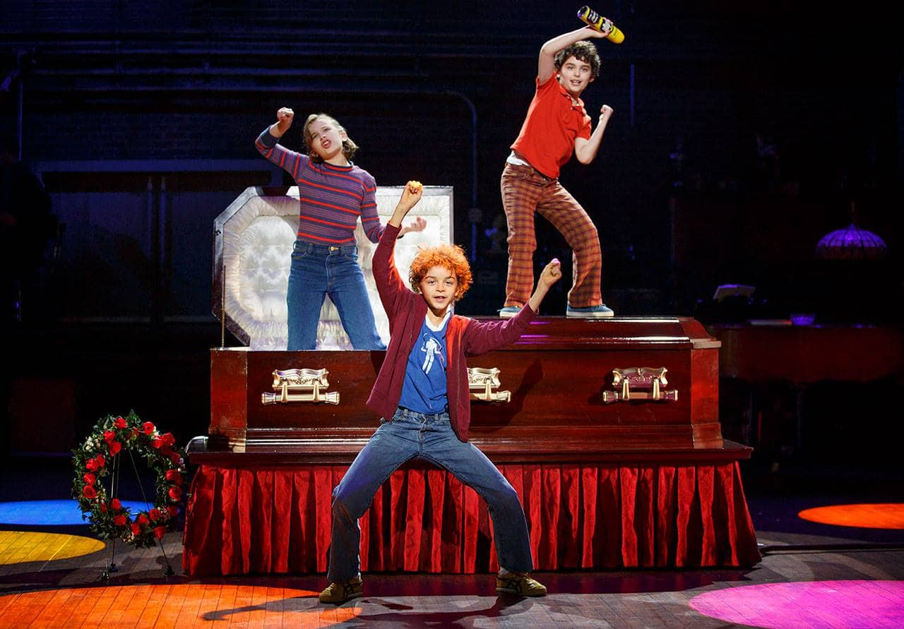 A powerful 'Fun Home', and a new theatrical home for San