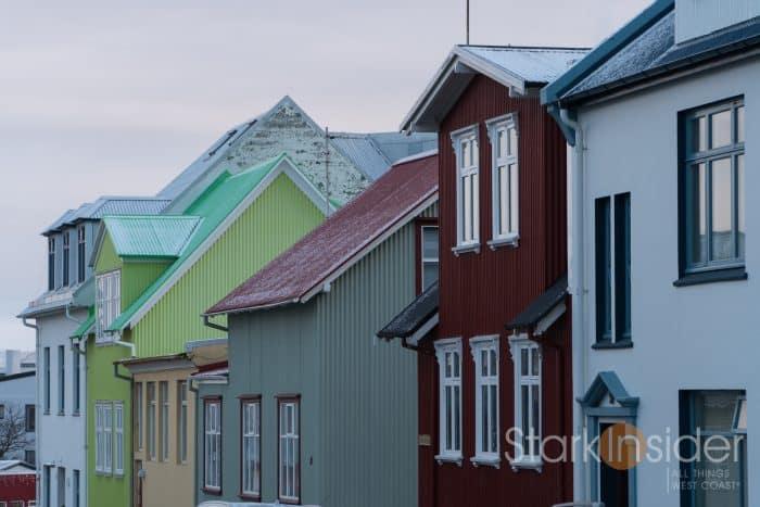 Iceland - Reykjavik walking tour
