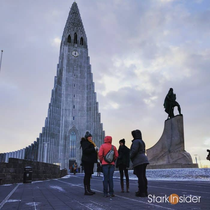 I Heart Reykjavik - Walking tour with Audur
