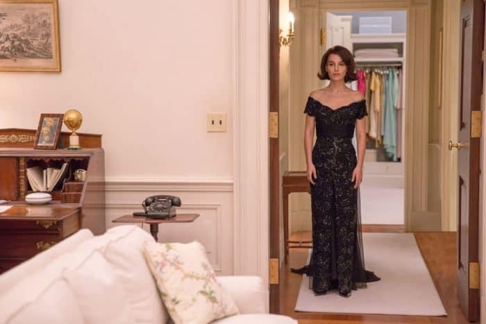 Natalie Portman Best Actress Oscar 2017 / Jackie