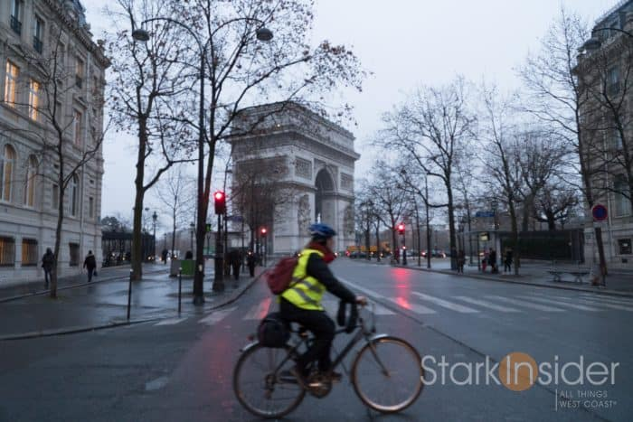 Arc de Triomphe - 3 Days in Paris with Loni Stark