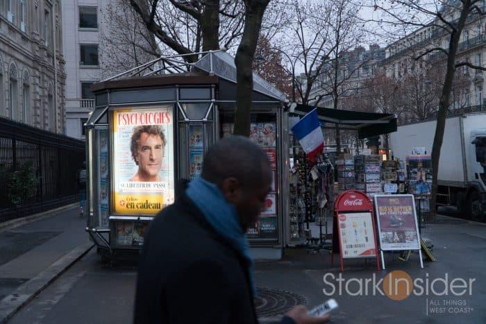 3 Days in Paris - Short film by Clinton Stark