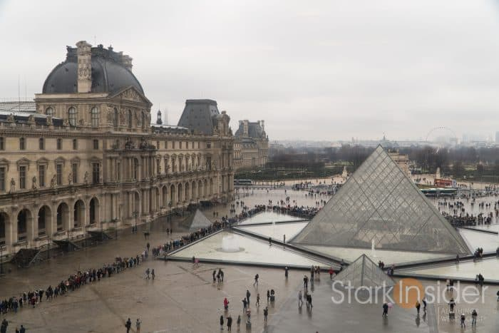 The Louvre Gallery, Paris