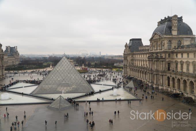 The Louvre Gallery, Paris