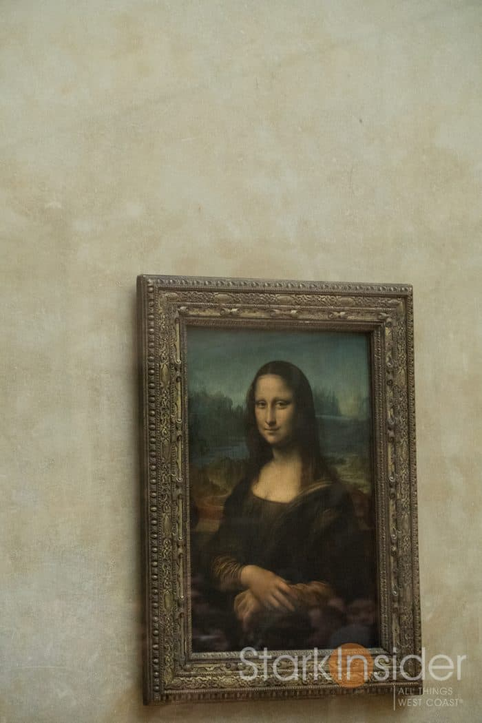 Mona Lisa, Louvre Gallery, Paris, France