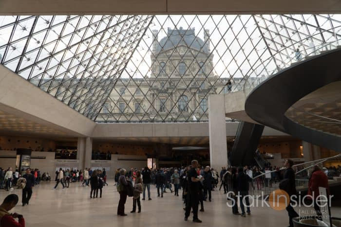 3 Days in Paris - The Louvre Museum