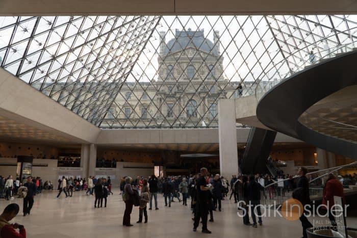 3 Days in Paris - The Louvre Museum