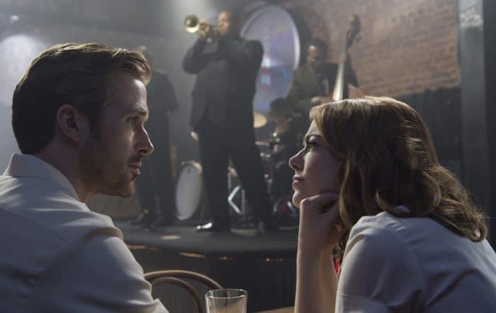 2017 Oscars - Ryan Gosling and Emma Stone / LA LA LAND