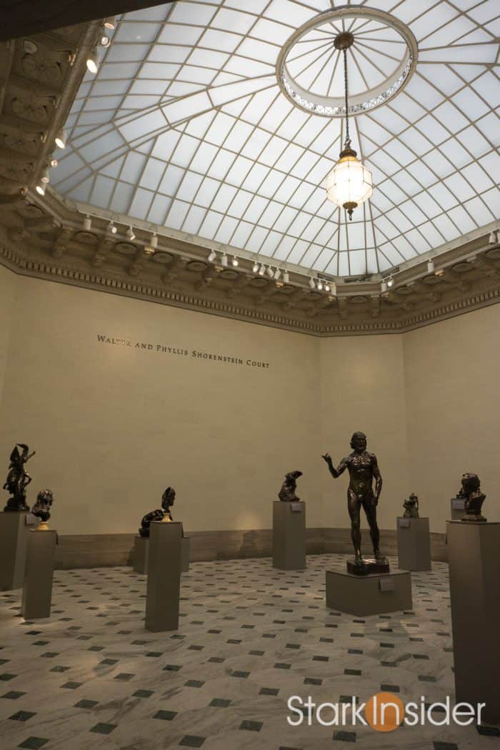 Auguste Rodin - The Centenary Installation at Legion of Honor San Francisco