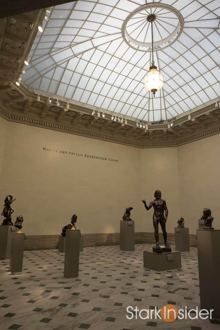 Auguste Rodin - The Centenary Installation at Legion of Honor San Francisco