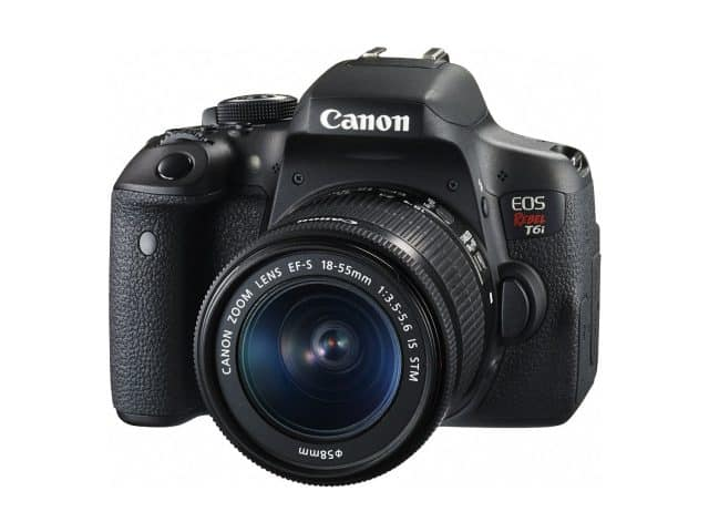 Shooting video with the Canon EOS Rebel T6i