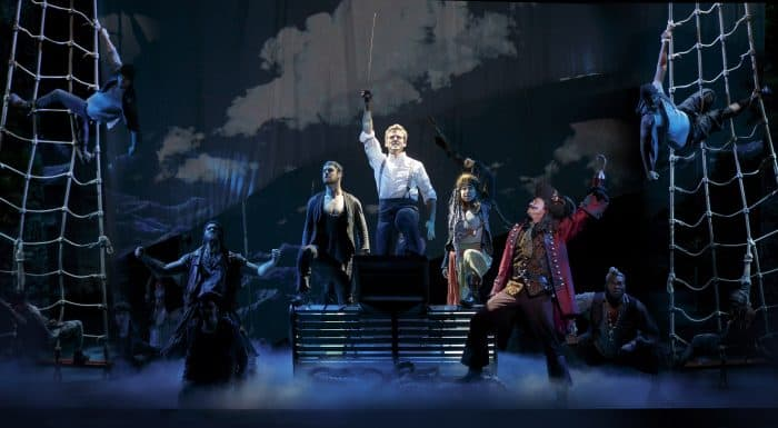 Finding Neverland - Broadway San Jose