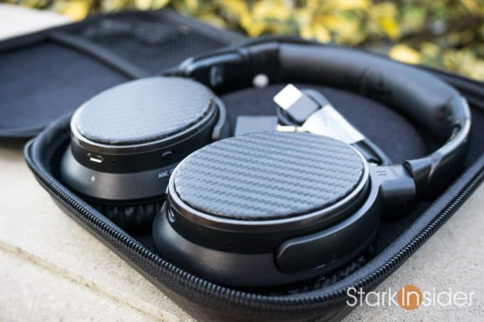 Review: IdeaUSA AtomicX Wireless Active Noise Cancelling Headphones (ANC V201)