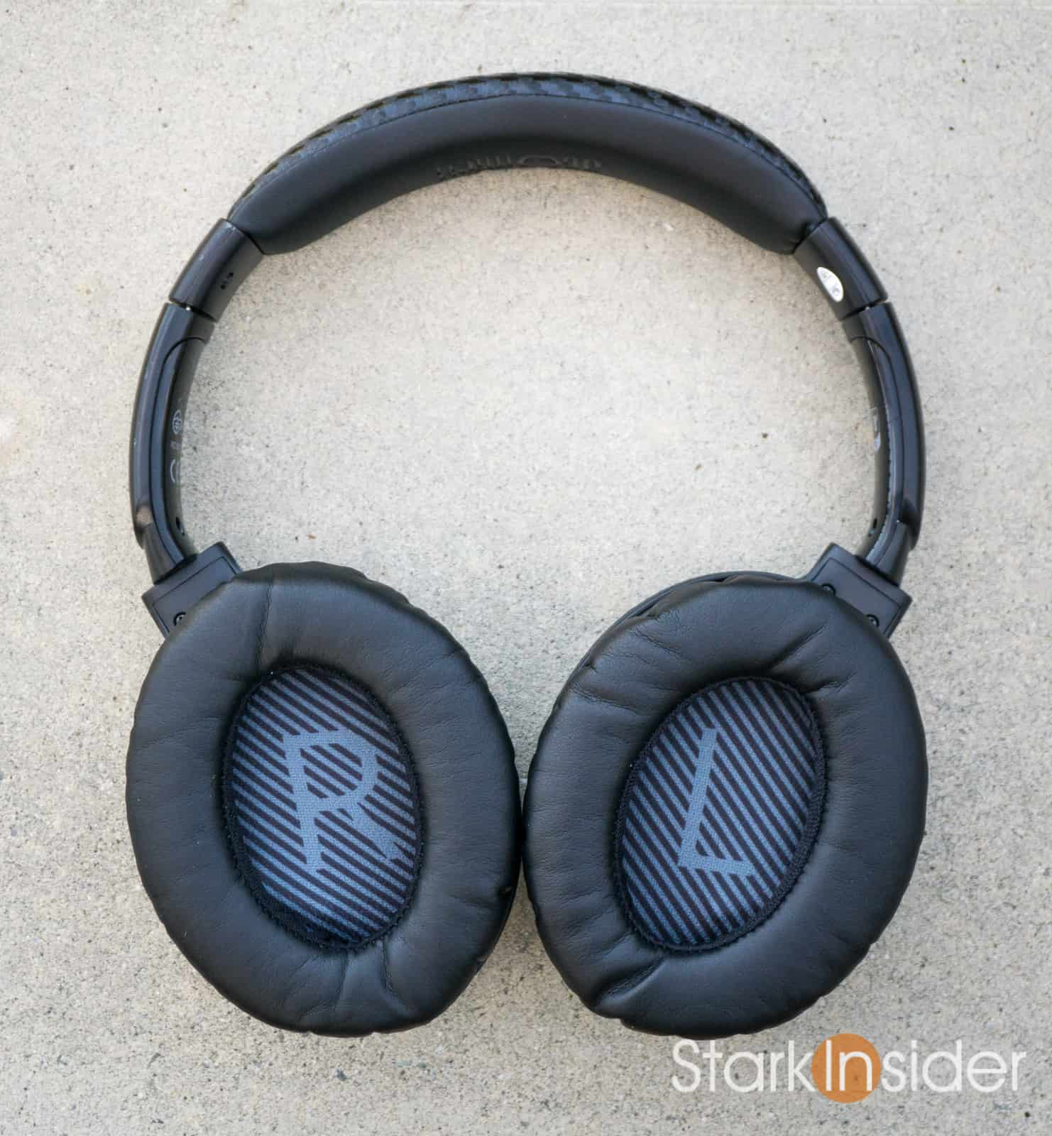 37ef268928d ... Review: IdeaUSA AtomicX Wireless Active Noise Cancelling Headphones  (ANC V201) ...