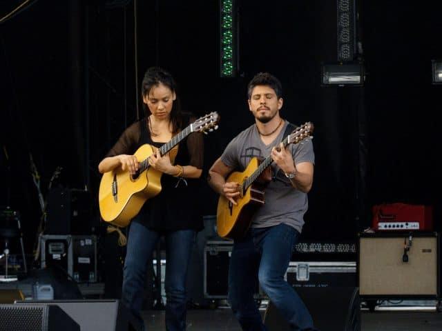 Rodrigo y Gabriela Yountville Live Napa music festival