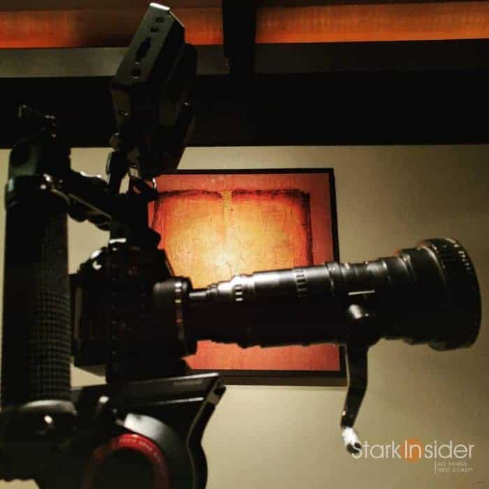 Angenieux 12-120mm on Blackmagic Micro Cinema Camera