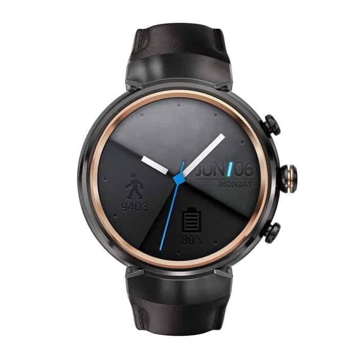 Asus Zenwatch 3 - Best Smartwatch 2017