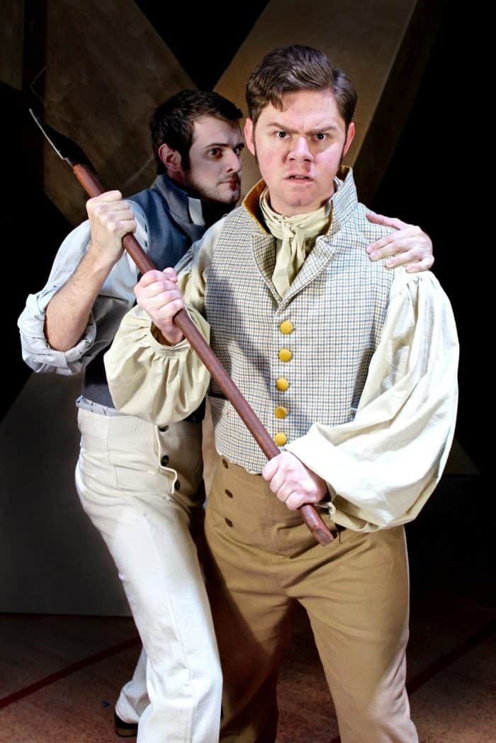 City Lights Theater Review - Frankenstein