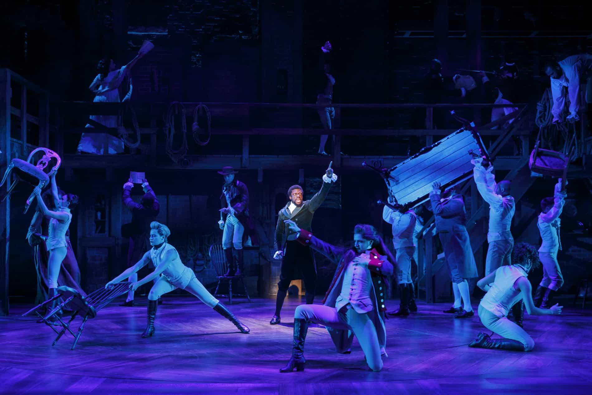 Hamilton - Orpheum Theatre