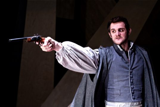 Theater Review: Frankenstein at City Lights Theater Company, San Jose