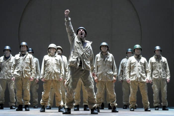 War Music Review - A.C.T. San Francisco